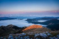 Lake clouds by Salvatore Russolillo