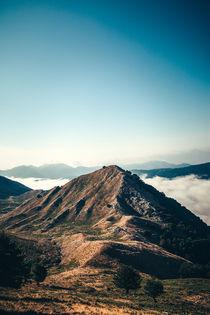 Mountains in the background XXII von Salvatore Russolillo