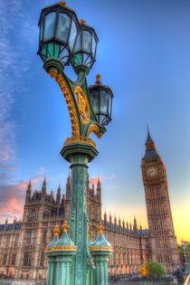 Houses Of Parliament London von David Pyatt