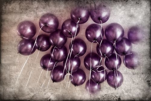 Luftballon-lila-003l