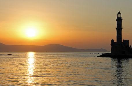 Sonnenuntergang-in-chania