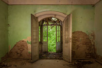 The Green Salon by Andy Bitterer