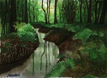 Watercolor-jungle-stream