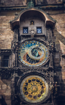 Prague Astronomical Clock von Tomas Gregor