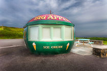 The Big Apple Kiosk by Leighton Collins