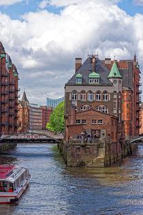 Hamburg Speicherstadt by Borg Enders