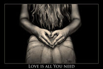 Love is all you need von Andreas Plöger