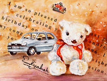 Teddy Bear William von Miki de Goodaboom