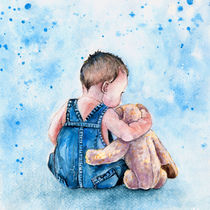 My Teddy And Me 01 von Miki de Goodaboom