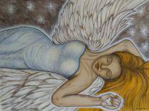 Schlafender Engel II by Marija Di Matteo