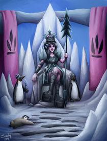 Penguin-queen-2014