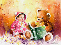 My Teddy And Me 04 von Miki de Goodaboom