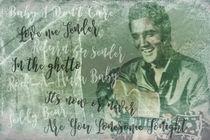 Legenden - Elvis Presley by Chris Berger