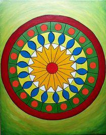 Mandala B by G.Elisabeth Willner