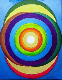 Mandala A by G.Elisabeth Willner