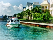 Bahamas - Ferry to Paradise island by Susan Savad