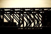 Eisenbahnbrücke von Bastian  Kienitz