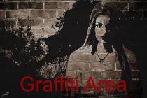 Graffiti Area by Wolfgang Pfensig