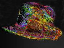 Aunt Nikki's favorite hat by Helmut Licht