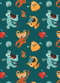 Monster-pattern
