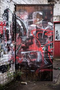 Graffitikunst von Franziska Giga Maria