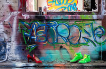 Schuhe von Franziska Giga Maria