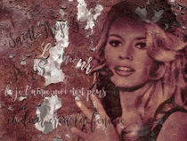 Legenden - Brigitte Bardot by Chris Berger