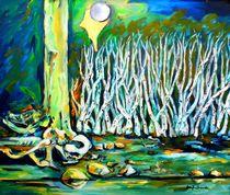 Birkenwald by Eberhard Schmidt-Dranske