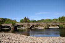 Llanelltyd Bridge von Harvey Hudson