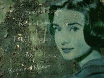 Legenden - Audrey Hephurn von Chris Berger