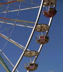 Riesenrad Kinder und Heimatfest Laupheim von Michael Naegele