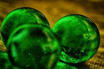 grün von Gisela Peter