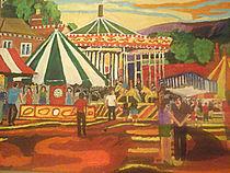 all the fun of the fair by Paula Bettam