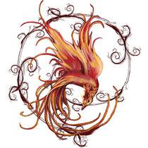 Feuervogel von Lilly Kluge