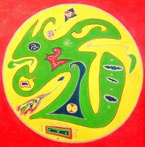 Rasta Mandala by sbappel