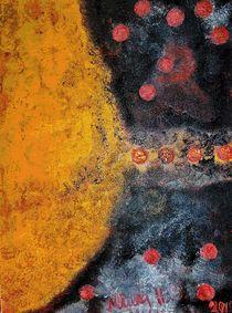 Abstrakte  by Minka Husidic