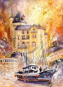 Biarritz Authentic von Miki de Goodaboom