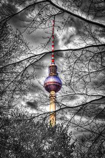 Funkturm, Alex, Berlin von Kevin  Keil