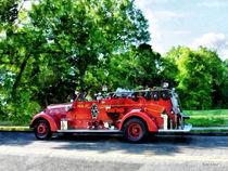 Fire Engine von Susan Savad