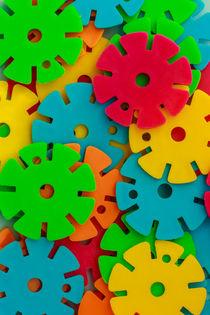 'kinderkettenspiel' von Gisela Peter