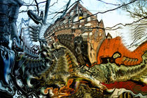 vorüber-ziehender Geist by David Renson