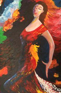 The Fire of Flamenco von David Redford
