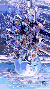 Blumen von Minka Husidic
