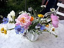 Querbeet aus dem Garten... by voelzis-augenblicke
