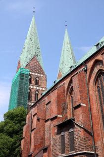 Luebecker St. Marien Kirche von alsterimages