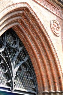 Luebecker St. Marien Kirche by alsterimages