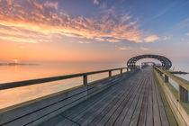 Kellenhusen Ostsee Seebrücke von Dennis Stracke