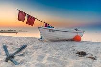 Fischerboot Kellenhusen Ostsee Anker Strand by Dennis Stracke