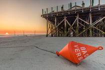 Boje Strandbar 54 Nordsee St Peter Ording by Dennis Stracke