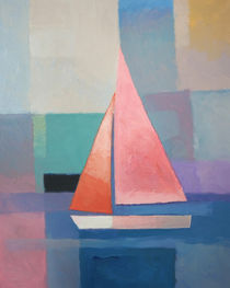 Sailboat von arte-costa-blanca